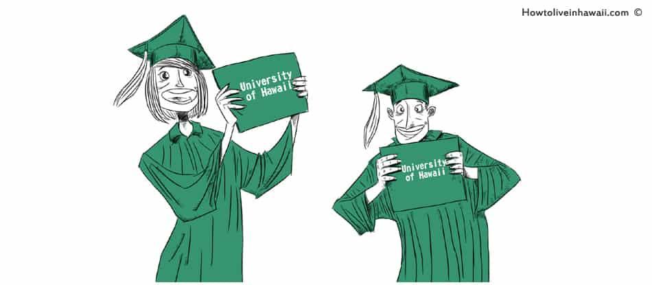 Colleges, Universities & Vocational Schools In Hawaii